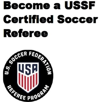 Become a USSF Certified Soccer Referee